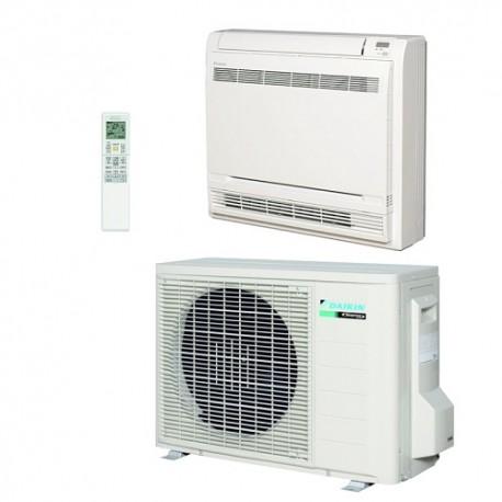 Инверторен климатикDaikin подово/стенен FVXМ35F/RXМ35М до35 кв.м R32