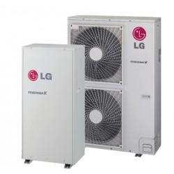 Високотемпературна Тепмопомпа  LG Terma V HU161H.U32/HN1610H.NK2