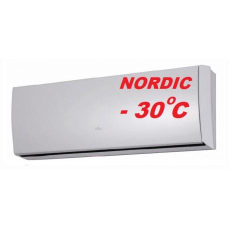 Климатик Fujitsu ASYG12LТCВ/AOYG12LТCВ NORDIC до 35 кв.м