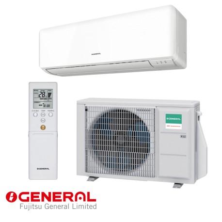 Инверторен климатик стенен General Fujitsu ASHG12KMTB/AOHG12KMTA