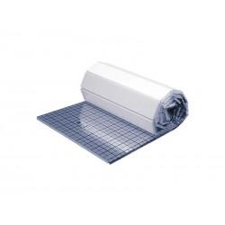 Изолация за подово отопление 30 mm (1×5 m) с метализирано фолио